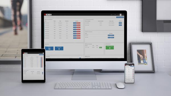 Soluciones informáticas - App Crm Web