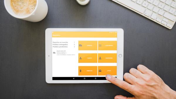 Soluciones informáticas - App Android